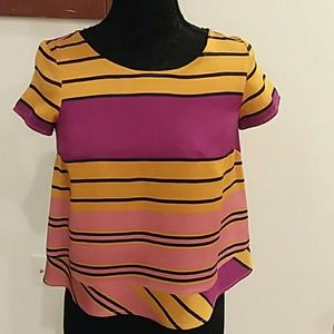 Anthropologie (Maeve) Striped Blouse